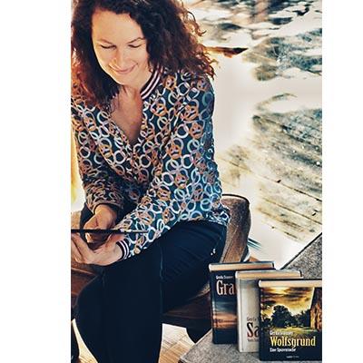 Die Schriftstellerin Gerda Stauner hinterfragt ihre eigene Wandlungsfähigkeit in der Krise
